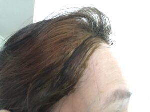 オーガニックヘアタトゥー 使い方