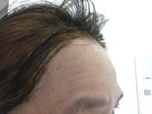 オーガニックヘアタトゥー